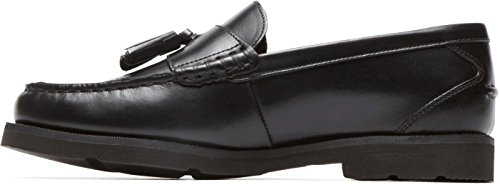 Rockport Mænds Moderne Prep Kvast Slip-on Dagdriver Sort hxZ7Cbw