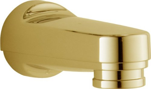 Delta Faucet RP17454PB Tub Spout Pull-Down Diverter, Polished Brass