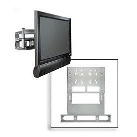 Multi-Channel Speaker Mount, Black by Peerless