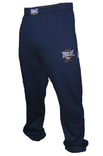 arriving new style exclusive shoes Bas pantalon jogging sport survêtement homme Everlast Bleu