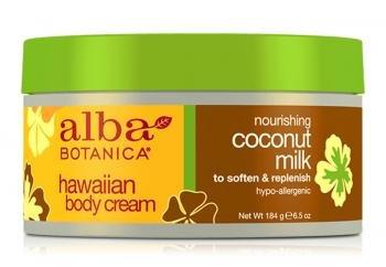 Alba Bdy Cream Milk Size 6.5z
