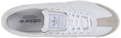 Scarpe Da Ginnastica Adidas Samoa Uomo Bianco / Argento 133759