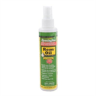 (Awm-Remington Rem Oil Moistguard 6Oz Pump - Cleaning Supplies-Gun Care - Lube-Cleaning-Protector & Kits)