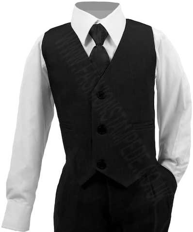 Gorgeous Boys Black Suit Page Boy Suits Prom Suit Boys Wedding Suit Boys Funeral Suit 6 Months 16 Years