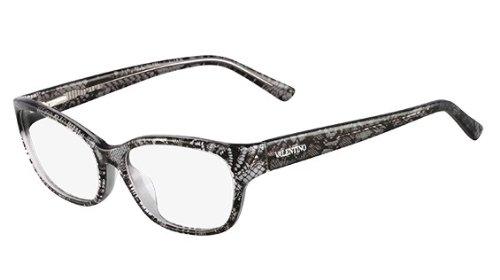 VALENTINO Eyeglasses V2606 032 Grey Lace 53MM