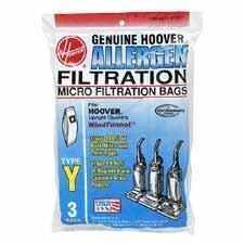 Allergen Filtration Vacuum Cleaner Bag