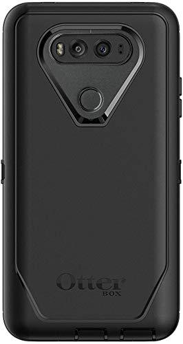 OtterBox Defender Series Case for LG V20 - Non-Retail Packaging - Black