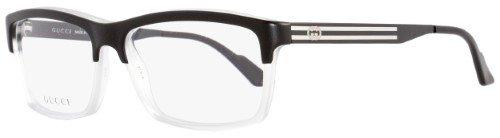 Gucci Women's Eyewear Frames GG 3517 53 mm Black Crystal - For Ladies Frames Gucci