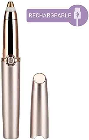 Eyebrow Hair Remover Painles Eyebrow Trimmer Eyebrow Razor Tool For Face Lips Nose Facial Hair Remove for Men Women