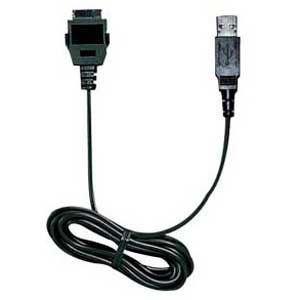 USB Data Cable for Sanyo 6650/Katana II (Katana Usb Sanyo)