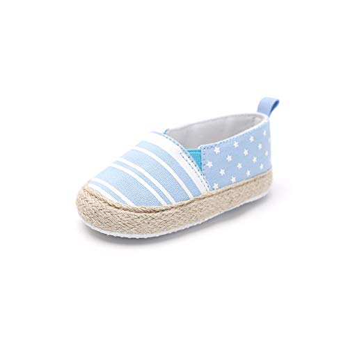 Meckior Save Beautiful Toddler Baby Girls Boys Shoes Infant First Walkers Sneakers (0-6 Months, - Classic Crib Shoes