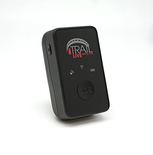iTrail GPS900 Solo Portable GPS Live Tracker
