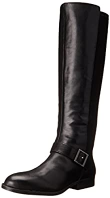 Nine West Women's Vidonia Leather Knee High Boot  $27.1, size 8.5 only online deal