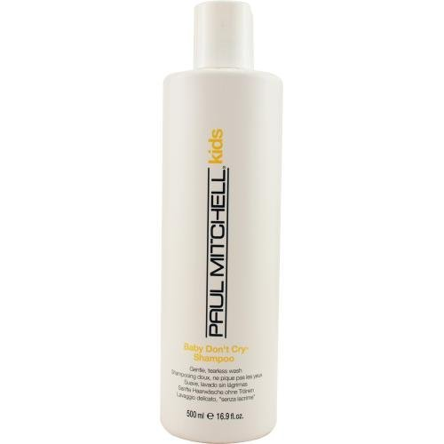 Baby Dont Cry Shampoo (PAUL MITCHELL KIDS by Paul Mitchell BABY DON'T CRY SHAMPOO 16.9 OZ (Package of 2 ))
