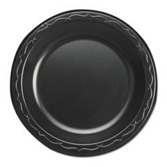- Elite Laminated Foam Dinnerware, Plate, 6