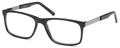 3f68d53bb3320 DALIX Wayfarer Prescription Eyeglasses 54 17 140 product image