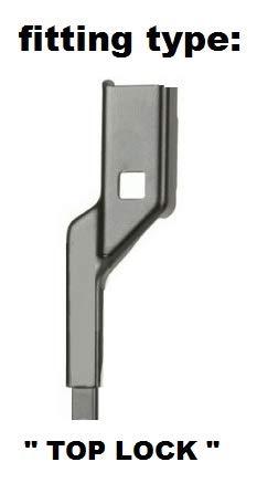 """HEYNER Germany ix35 Windscreen Wiper Blades 2010-on Size 2416 Rear Blade 12/"""""""