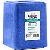 North American 87014 Cobalt Iodized Salt Block, 50 Lb