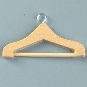 efco - Perchero de pie de Madera en Miniatura diseño, marrón ...
