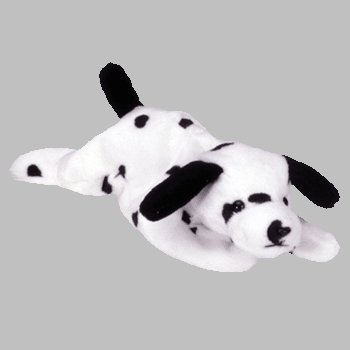 Ty Animal Halloween Costumes (Retired Dotty the Dalmation Ty Beanie)