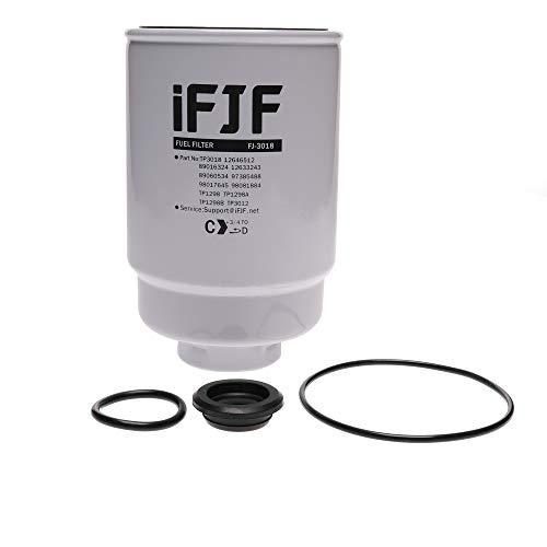 iFJF TP3018 Fuel Filter for Duramax 6.6L 2001-2016 Chevrolet Silverado/GMC