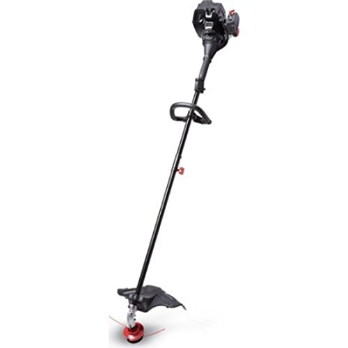 Attachment Capable Straight Shaft Gas Grass String Trimmer, 25cc 2-Cycle by Murray