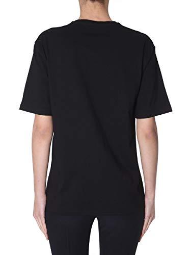 Donna Mcqueen Alexander 558750qmz030901 T Nero shirt Cotone tgxPw4q
