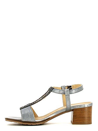 Igi&Co 5822 Sandalo tacco Donna Grigio 39