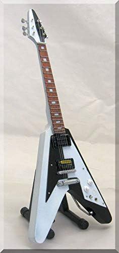 MICHAEL SCHENKER Miniatura Guitarra FLYING V: Amazon.es ...