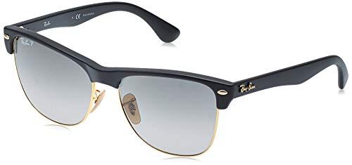 Ray-Ban Herren RB4175 Clubmaster Oversize Sonnenbrille 57 mm