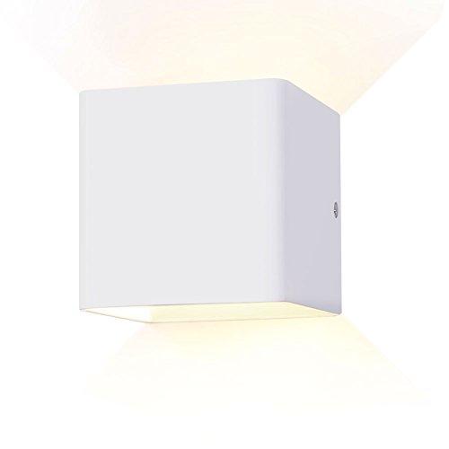 GHB Sconces Lights Aluminum Design