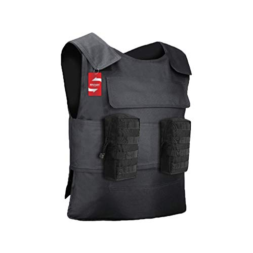 Shindn The Latest Style High Manganese Steel Lining Tactical Vest