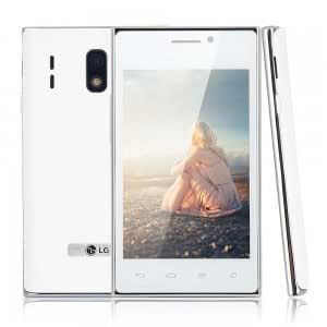"BML E615 4.0"" IPS Screen SC6820 1.0GHz Android4.2.2 OS Smart Phone White (European Standard)"