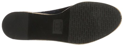 Schutz Women's Shoes Platform Courts Blue (Navy) free shipping store free shipping pay with paypal clearance low price fee shipping free shipping good selling discount new styles pia1l9cDX