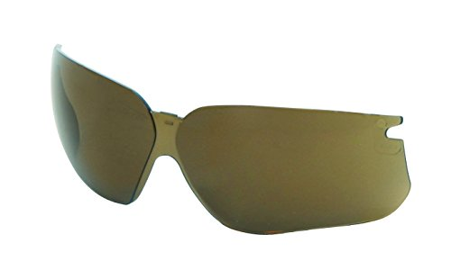UVEX by Honeywell S6901 Genesis Espresso Replacement Lens with Ultra-dura Anti-Scratch Hardcoat