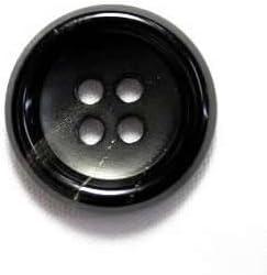 水牛 ボタン K-150 シリーズ (COLOR.5) 15mm スーツ ジャケット ボタン