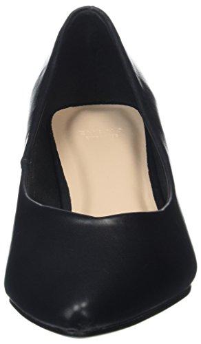 Evans Con Nero Fran black Caviglia Alla Cinturino Donna 01 Scarpe rgan7rx1