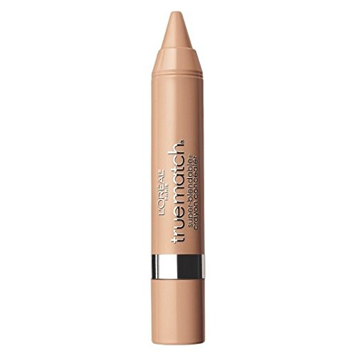 L'Oréal Paris True Match Super Blendable Crayon Concealer, Light/Medium Neutral, 0.1 oz.