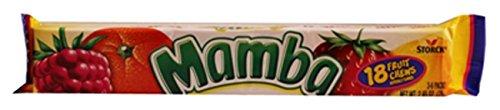 Mamba Original Fruit Chews 24ct - Tj (Mamba Fruit Chews)