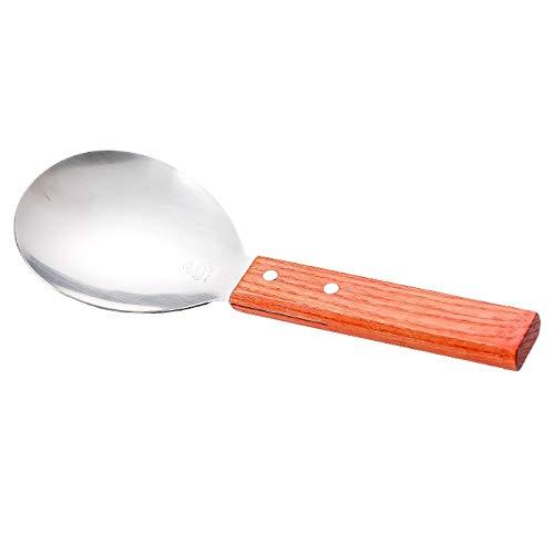 Cuchara de arroz de acero inoxidable menaje de cocina ...