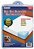 Jobar - Ideaworks Bed Bug Blockade Mattress Cover - Queen Size Mattress - 1 Pack