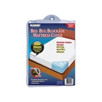Amazon Com Ideaworks Bed Bug Blockade Mattress Cover