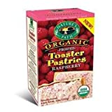 Nature's Path Organic Toaster Pastries Raspberry Frosted -- 11 oz