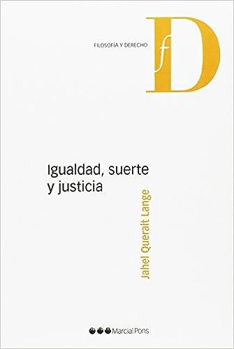 Image result for Igualdad, suerte y justicia queralt