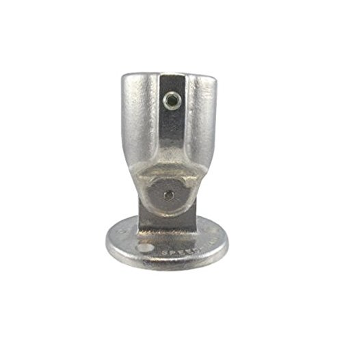 1'' Speed Rail Adjustable Flange Fits Pipe O.D. 1-3/8''