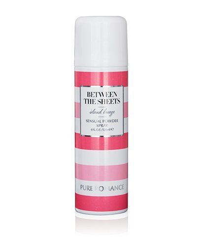 Pure Romance ~ Between The Sheets Powder-Based Linen Spray - Island Breeze