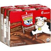 Horizon Organic Chocolate Milk, 8 oz, 54ct