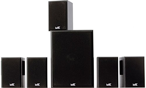 M&K Sound Movie-5.1 Home Theater System - Black by MK Sound