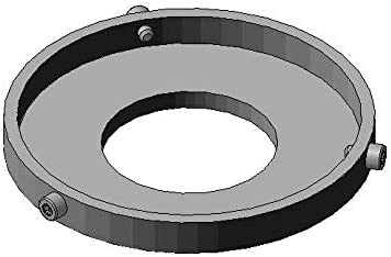 115mm to M65x1 Thread Adapter for Fujinon 0.65//120mm Lens