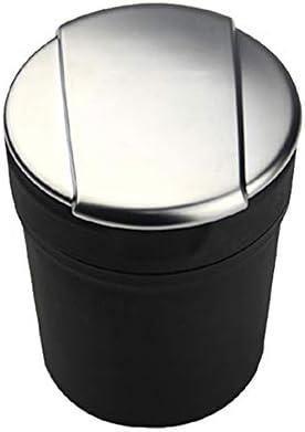 EUEMCH 車の灰皿のごみの硬貨の貯蔵のコップの容器の灰皿、アウディA4 A5 A7 Q3 Q5 Q7 A1 A3のため